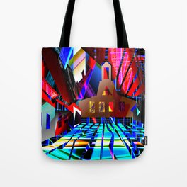 futureal Tote Bag