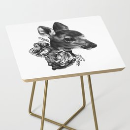 Fawn & Flora I Side Table