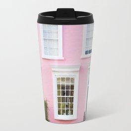 Pastel house Travel Mug