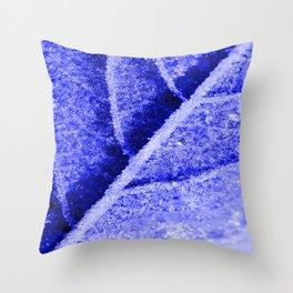 Frozen out Throw Pillow
