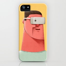 New Reality iPhone Case