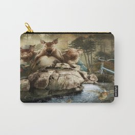 """Hog Wild"" Carry-All Pouch"