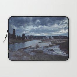 Hot Springs, Yellowstone Laptop Sleeve