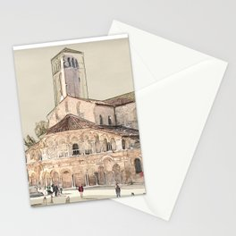 Venice Murano Chiesa Stationery Cards