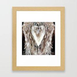 Heart & SoulMate Framed Art Print