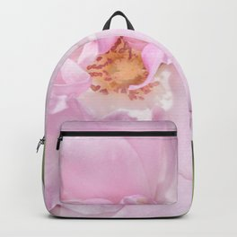 Pink Flora Backpack