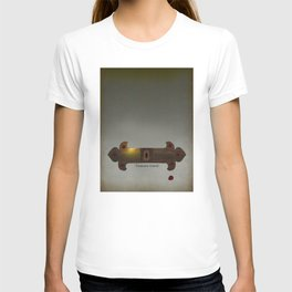 Treasure Island Minimal Poster T-shirt