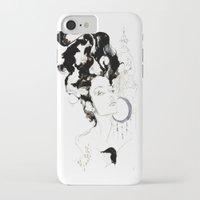 vienna iPhone & iPod Cases featuring Vienna by waterandinkprints