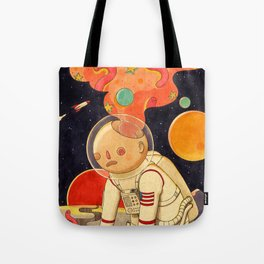 Mind Funk Tote Bag