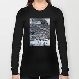 Still Life - Totoro Tsunami Series Long Sleeve T-shirt