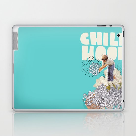 Childhood Laptop & iPad Skin