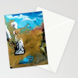 When Mother Nature Speaks We Are All At Her Mercy Stationery Cards
