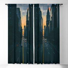 New York City 11 Blackout Curtain