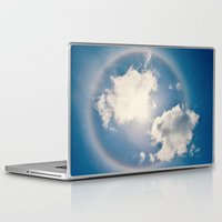 halo Laptop & iPad Skins featuring Halo by RDelean