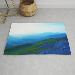 Over The Hills and Far Away Rug