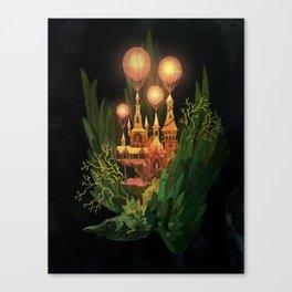 Bird Castle Canvas Print