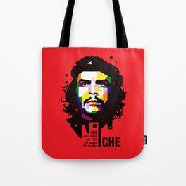 CHE GUEVARA in WPAP Tote Bag