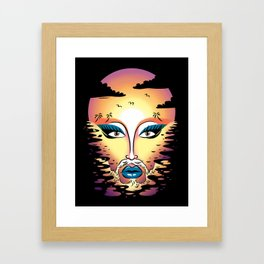 Sailor's Delight Framed Art Print