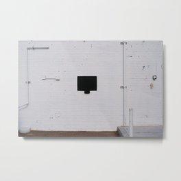 Blackboard Metal Print