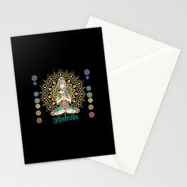 Yoga Studio Stationery Cards