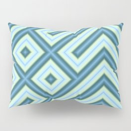 Square Truchets in MWY 01 Pillow Sham