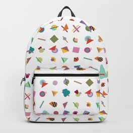 Gridlock Geometric Summer Backpack
