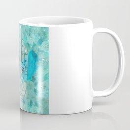 Agate Palm Reading Coffee Mug