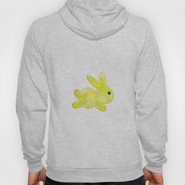 Little Bunny No. 1k by kathy Morton Stanion Hoody