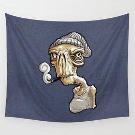 Smokin' Rob Wall Tapestry