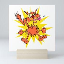 Frazzled Mini Art Print