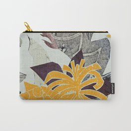 Urban Tropical Carry-All Pouch