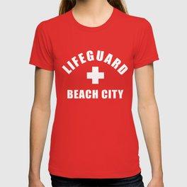 Beach City Lifeguard T-shirt
