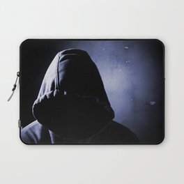 dangerous man in the shadow Laptop Sleeve