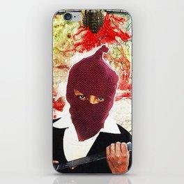 Mi Caballo Rojo iPhone Skin