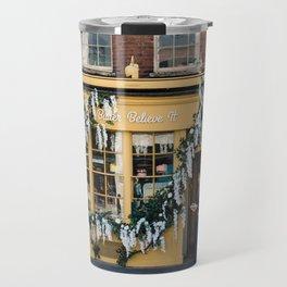 The pastry shop Travel Mug