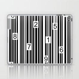 Barcode Laptop & iPad Skin
