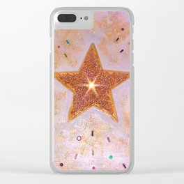 Star of Wonder Clear iPhone Case