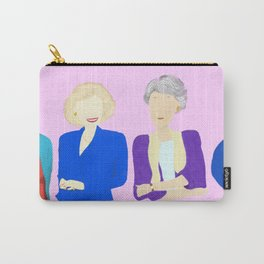 Golden Girls, Thank You For Being A Friend Carry-All Pouch