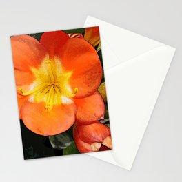 Pop Art Flowers Stationery Cards