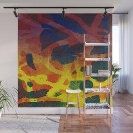 Abstract No. 124 Wall Mural
