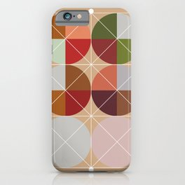 'Joy'metric Decor iPhone Case