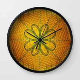 Lemming Cubes Wall Clock