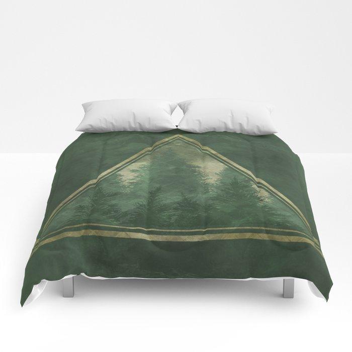 trigon forest. Comforters