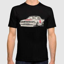 Crazy Car Art 0176 T-shirt