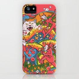 Holiday Imp iPhone Case