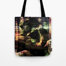 Becomig a thinker Tote Bag