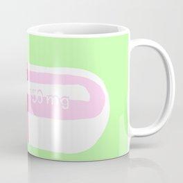 Chill Pill Mint Coffee Mug