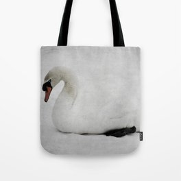 The Ancient Swan Tote Bag