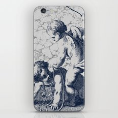 Horseplay iPhone & iPod Skin