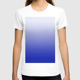 Ombre Zaffre Blue T-shirt